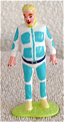 STE0014 Enesco Polyvinyl Tellante Star Trek Alien Mini-Figurine