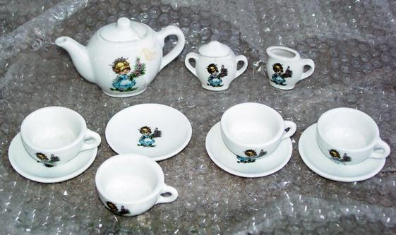 MSC0011 Child's Made-in-Japan China Tea Set