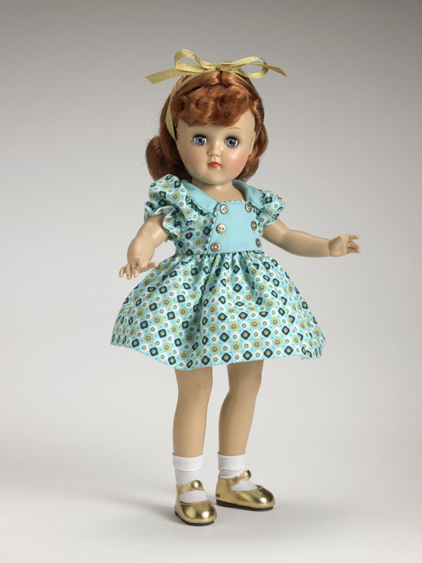 0FBT0155 Effanbee Cute as a Button Toni Doll Outfit Only, Tonner 2006