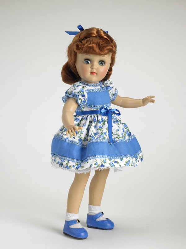 0FBT0183 Effanbee Toni Violets are Blue Doll Outfit Only, Tonner 2007