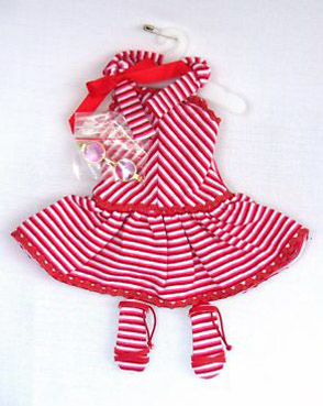 BMT0401 Tonner Sunshine Smile Betsy McCall Doll Outfit 2006