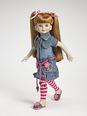 BMT0456 Betsy McCall Flowers-N-Beads Doll Outfit Tonner 2007