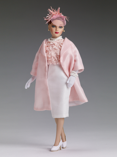 KCT0251 Tonner Perfectly Pink Tiny Kitty Fashion Doll, 2015
