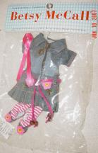 BMT0456 Betsy McCall Flowers-N-Beads Doll Outfit Tonner 2007 1