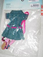BMT0456 Betsy McCall Flowers-N-Beads Doll Outfit Tonner 2007 2