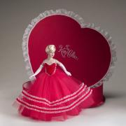 KCT0015 Tonner Tiny Kitty Collier Valentine Hearts Hat Box Set 2005 1