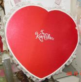 KCT0015 Tonner Tiny Kitty Collier Valentine Hearts Hat Box Set 2005 4