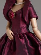 KCT0223 Tonner Wine and Roses Tiny Kitty Collier Doll Outfit 2013 4
