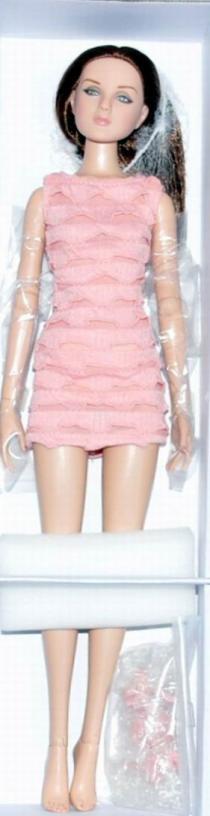 TAT0053 Ruffle Rose Basic Antoinette Doll, Tonner 2013