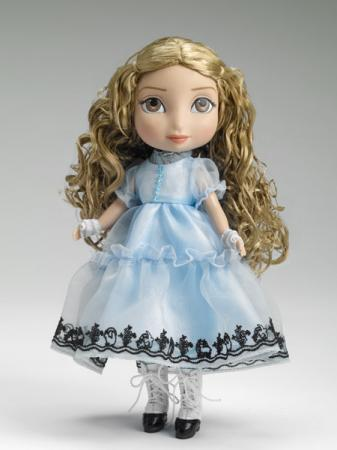0TAW0079 Tonner Tim Burton's 8 In. Alice Kingsleigh Doll 2011