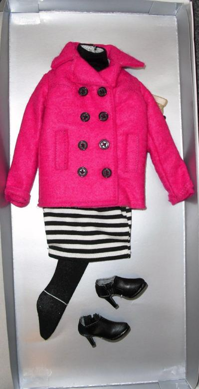 TCJ0065 Tonner Chelsea Chill Outfit Only for Cami Dolls, 2013