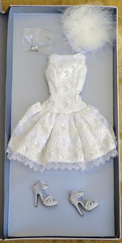 TCJ0067 Tonner Summer Lace Outfit Only for Cami Dolls, 2013