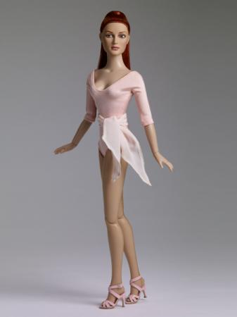 TTW0063 Warm-Up Basic Shauna 16 In. Fashion Doll, Tonner 2013
