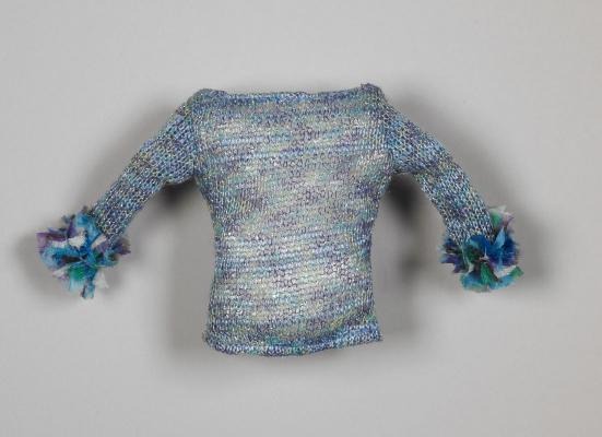 TTW0033 Tonner 16 In. Wentworth Fashion Doll Impressionist Sweater