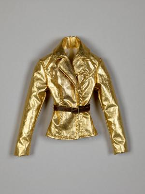 TTW0034 Tonner 16 In. Wentworth Fashion Doll Gold Downtown Jacket