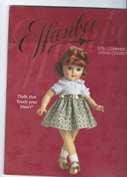 RTC2006 2006 Tonner and Effanbee Mainline Doll Catalog 1