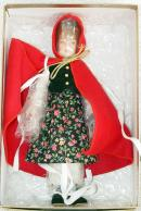 TON0042 Tonner 8 Inch Bisque Red Riding Hood Doll 1998 1