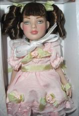 TON2064 Merli Stimple in Pink Ruffled Dress Doll, 2011 Tonner  3