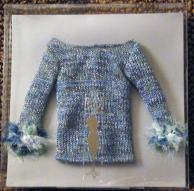 TTW0033 Tonner 16 In. Wentworth Fashion Doll Impressionist Sweater 1