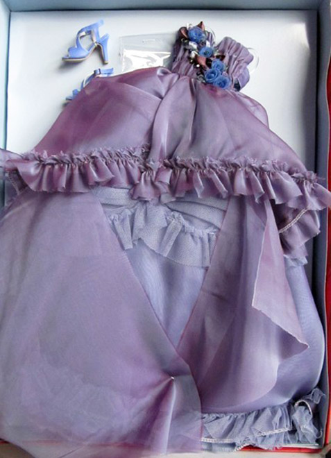 TAT0046 Tonner Fanciful 16 In. Antoinette Doll Outfit Only, 2013