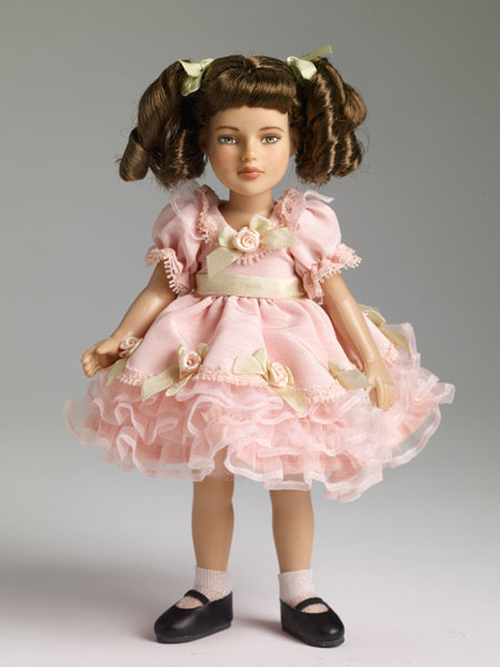TON2064 Merli Stimple in Pink Ruffled Dress Doll, 2011 Tonner