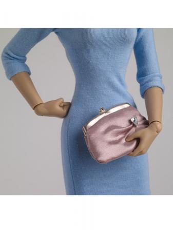 TNM0085 Tonner Nu Mood Champagne Fashion Doll Purse 2012