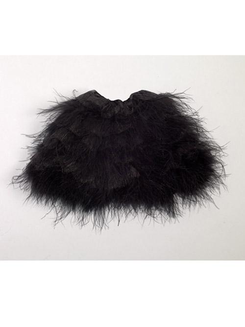 TNM0052 Tonner 16 In. Nu Mood Doll Black Ballet Skirt 2012
