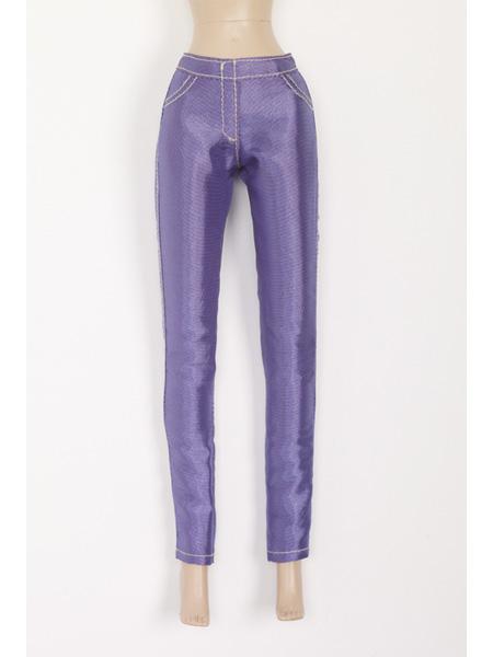 TNM0059 Tonner 16 In. Nu Mood Fashion Doll Purple Pants 2012