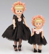 VOG2830A Vogue Simply Elegant Sister Vintage Repro Ginny Doll 2011 1