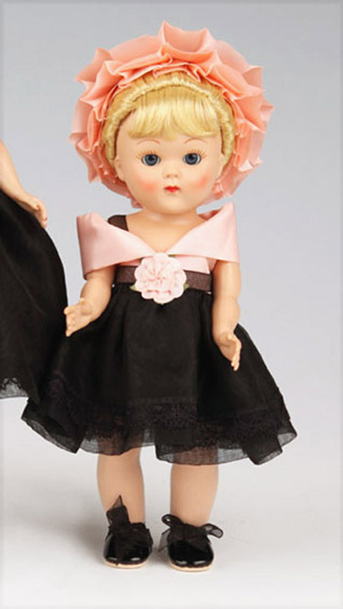VOG2830A Vogue Simply Elegant Sister Vintage Repro Ginny Doll 2011